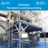 Illusration of the news: Webinar: the latest in continuous mixing with VMI and Shick Esteve