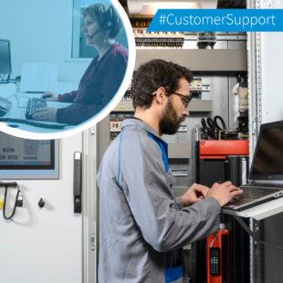 Illusration of the news: Customer Support