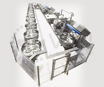 Système automatisés - Mixeur à spiral