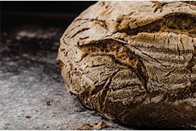 Pain boule boulangerie artisanale