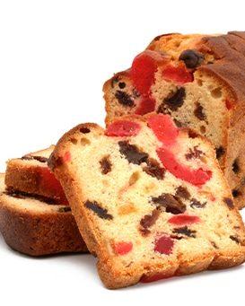 Produit fini - cake aux fruits