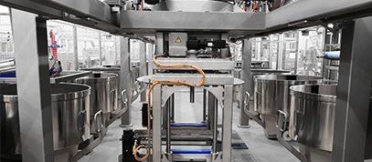 Systèmes de mélange automatisés