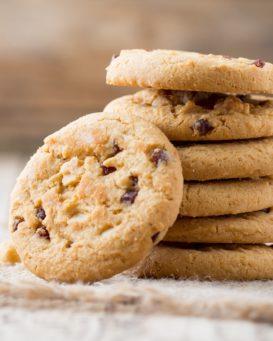 Cookies, biscuits