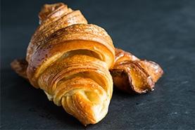 Croissant, viennoiserie de boulangerie artisanale