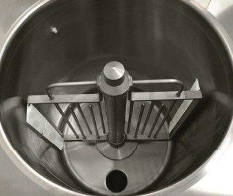 Fermenteur machine à levain - AF 100Digy - vue intérieur