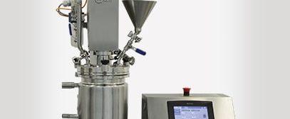 Laboratory Vacuum Mixers
