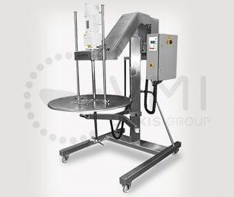 Mixeur industriel - Mobimix télescopique