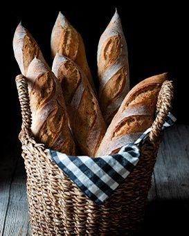Produit fini - pain