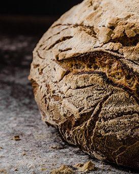 Produit fini - pain a levain