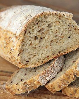Produit fini - pain au sésame