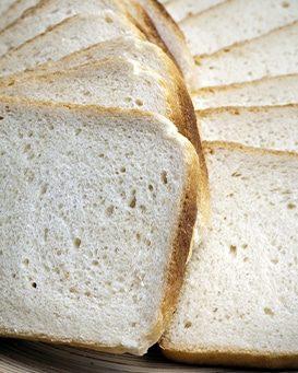 Produit fini - pain de mie