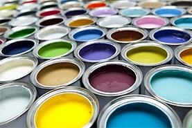 Peinture, coating