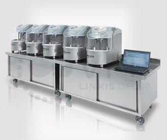 Pétrin de laboratoire - banc - SPI-LAB
